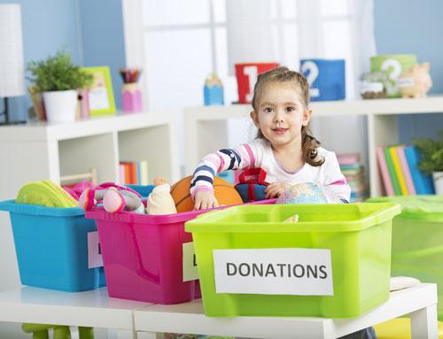 declutter donate